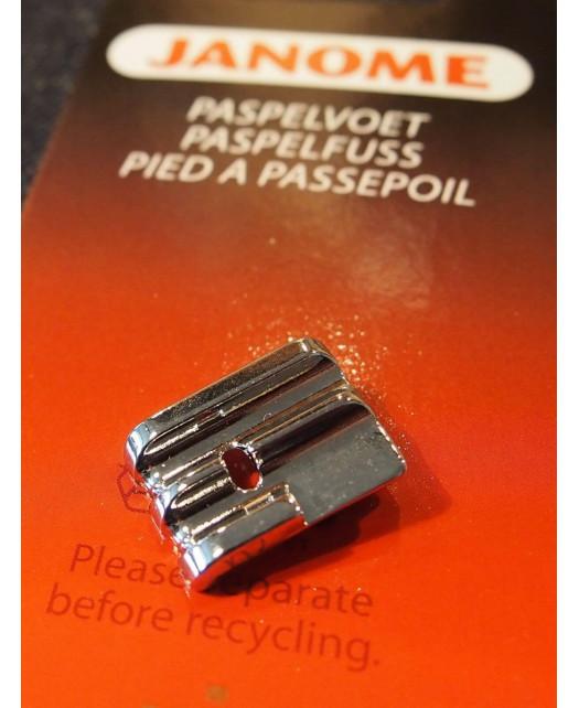 Semelle double passepoil Mc 7mm