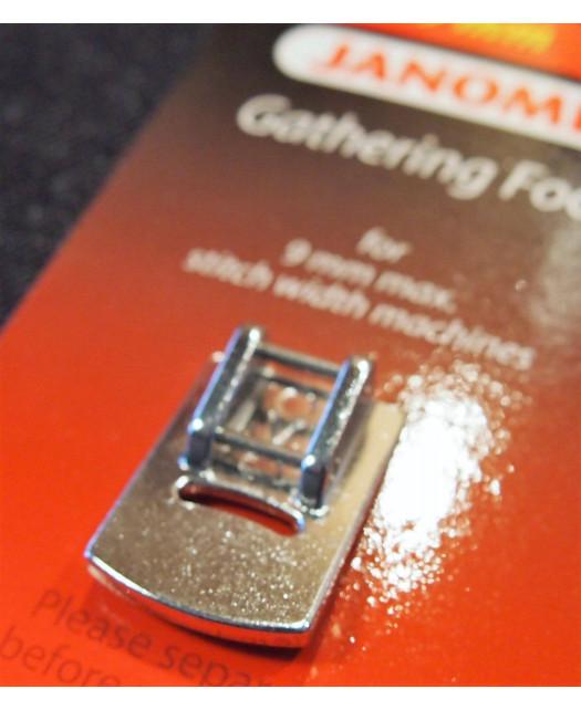 SEMELLE FRONCES MC 9mm
