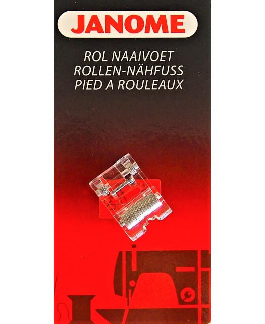 Semelle Rouleaux JANOME MC 7mm