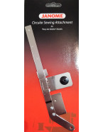 Pied Couture Circulaire JANOME 9mm