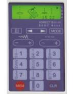 Ecran LCD + Touches Janome 4100