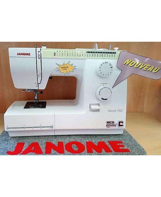 JANOME SEWIST 725 S