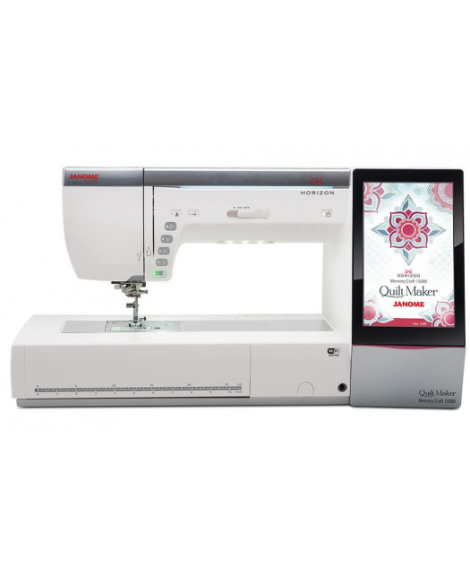 Janome Memory Craft 15000 Quilt maker V3