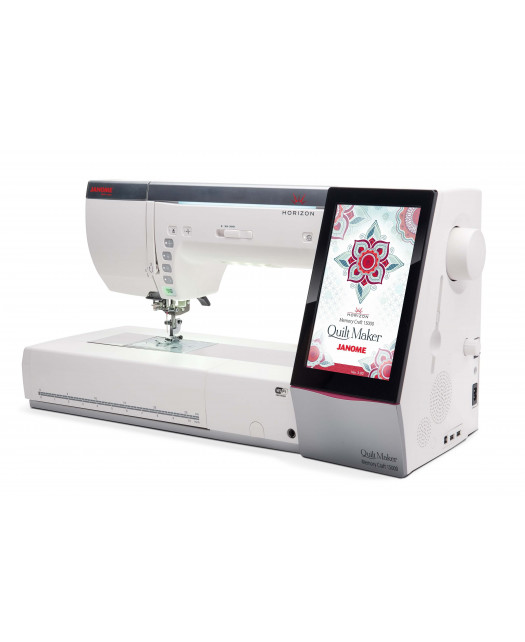 Janome Memory Craft 15000 Quilt maker V3