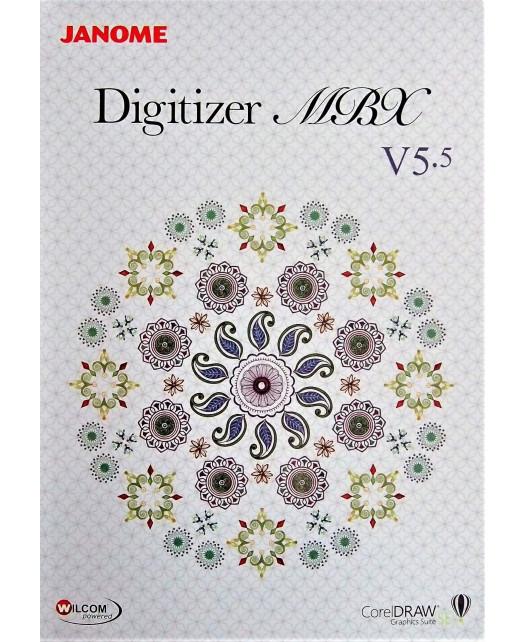 JANOME DIGITIZER MBX V5.5