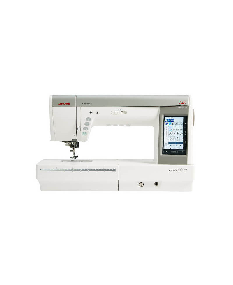 JANOME Memory Craft 9400 QCP