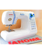 JANOME DC DELUXE