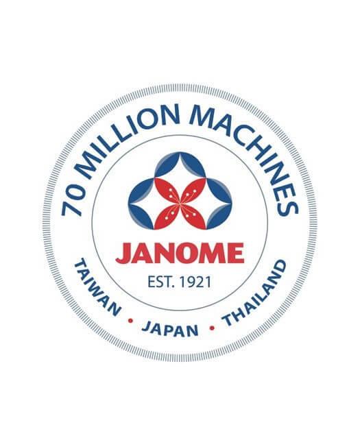 JANOME Jubilée 150 Computer