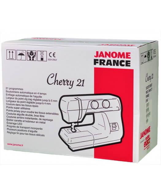 JANOME CHERRY 21
