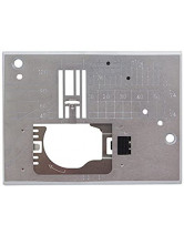 Plaque à aiguille JANOME Memory Craft 7700QCP