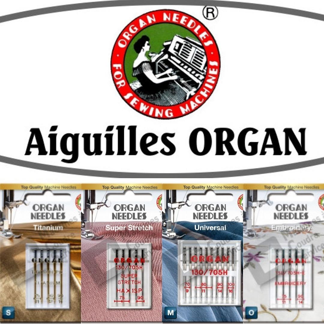 aiguilles Organ