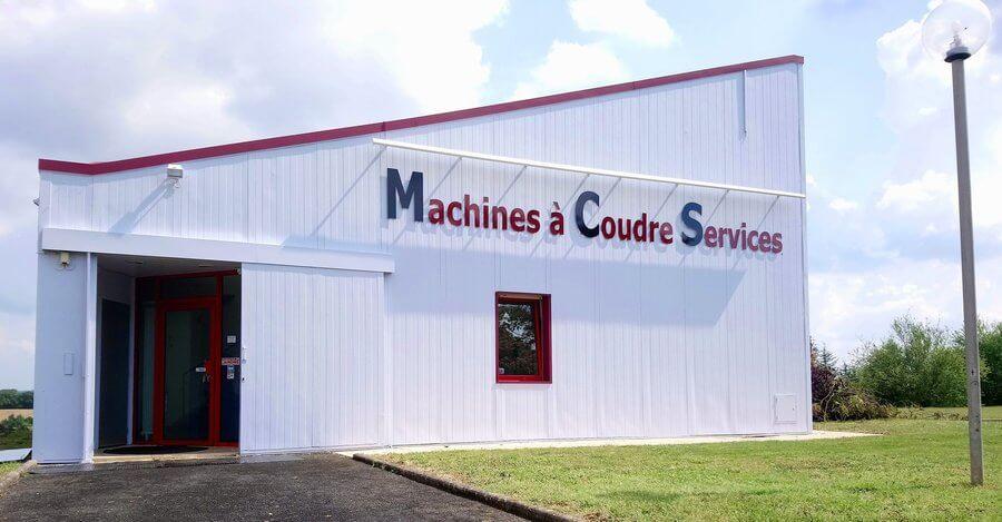 Machines à Coudre Services à Champniers en Charente (16)