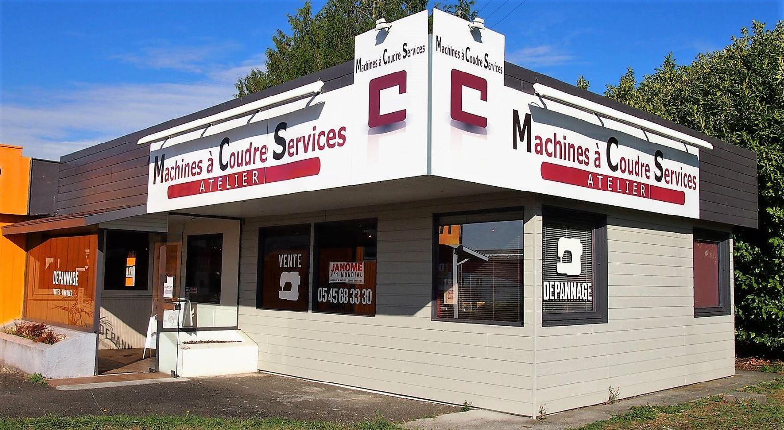 Machines à Coudre Services CHAMPNIERS