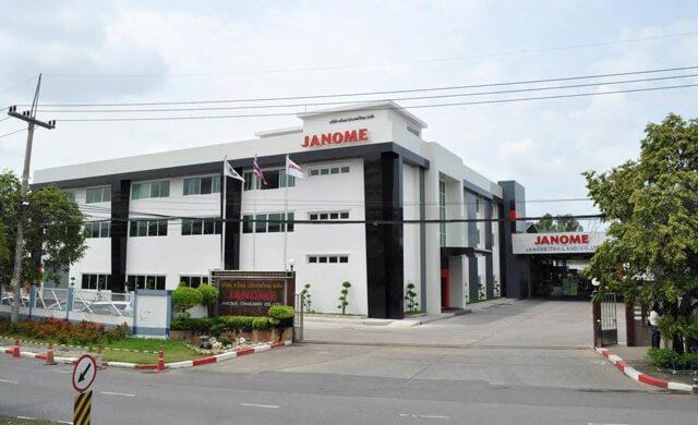 Entreprise JANOME